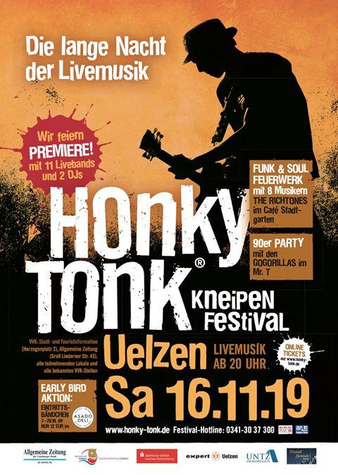 Honky Tonk in Uelzen